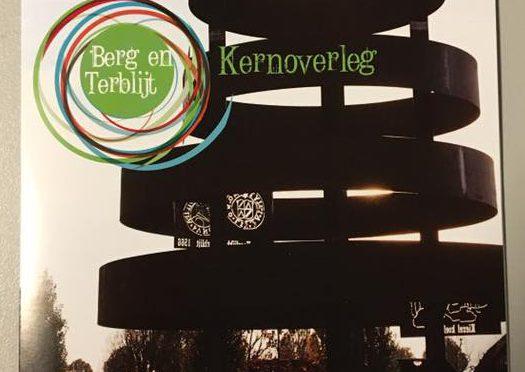 <b>5 jaar</b> Kernoverleg Berg en Terblijt + jubileumflyer